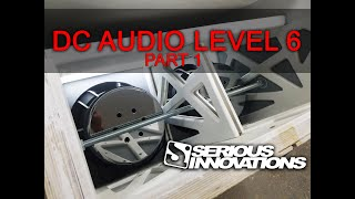 2014 Honda Accord Bass Setup and TSX wagon Trunk Setup Part 1