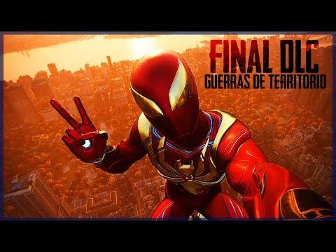 CONSIGO EL TRAJE DE IRON MAN + FINAL DLC (GUERRA DE TERRITORIOS)