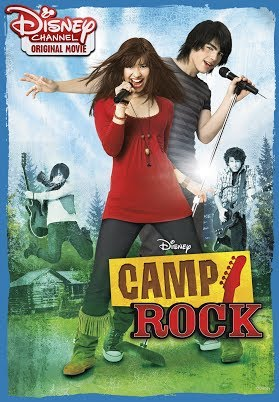 Camp Rock 1 Streaming : streaming, Lovato,, Jonas, (From,