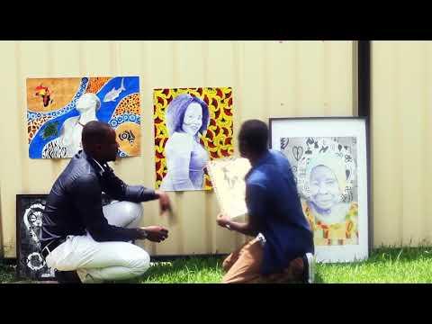 Mr Waahwe Interviews Kwame Asante The Art Boy