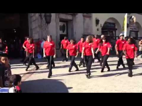 Verizon Fios Flash Mob