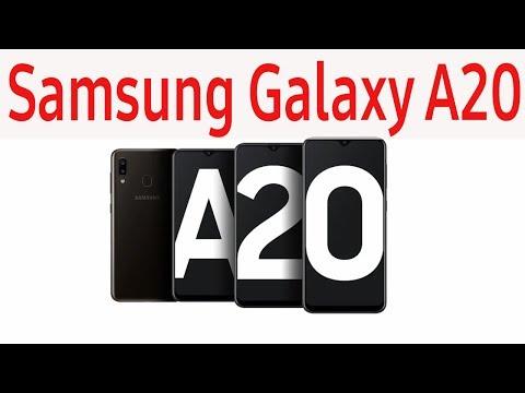 Samsung Galaxy A20 Вы удивитесь, но у него есть даже...