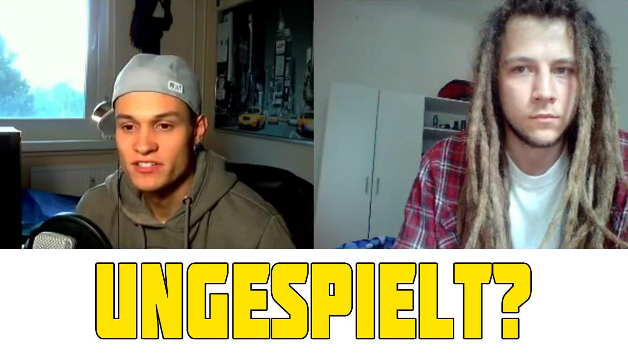 CHATROULETTE #34 - UNGESPIELT? (DEUTSCH) - YouTube