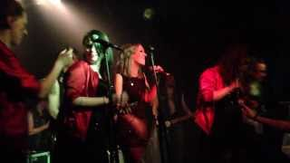 The TCHIK - Mutti Mutti live @ Sputnik Cafe MS 12.01.14