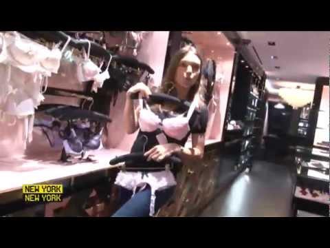 Juliette Longuet - NY NY / Paris Paris - Agent Provocateur - NY