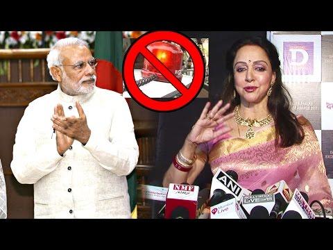 Hema Malini's BEST Praise For Narendra Modi's BAN On Laal Batti Culture For VIP's