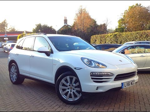 Porsche Cayenne 3.0 TD Tiptronic S AWD for Sale at CMC-Cars, Near Brighton, Sussex