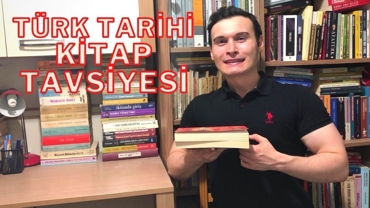 Yeni Başlayanlar İçin Türk Tarihi | Tarih Kitap Önerileri - Tavsiyeler | Tarih Kitapları
