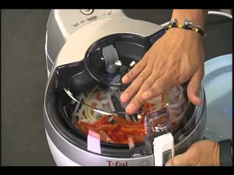 The T-Fal ActiFry Low Fat Multi-Cooker & Fryer with Chef Ming