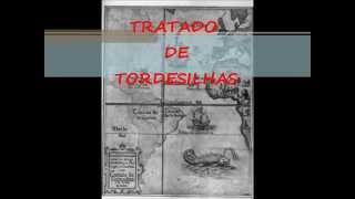 TRATADO DE TORDESILHAS - Música na sala de aula