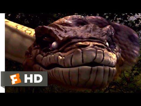 Anacondas: Trail of Blood (2009) - R.I.Pee Scene (6/10) | Movieclips