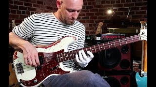 Blues Bass Guitar Lessons