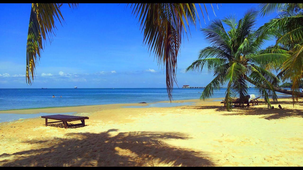 Какое море в камбоджи
