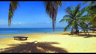 видео Пляжный отдых в Камбодже на море
