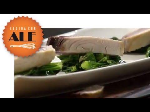 Cucina Con Ale Bocconcini Di Pesce Spada Ricetta Youtube