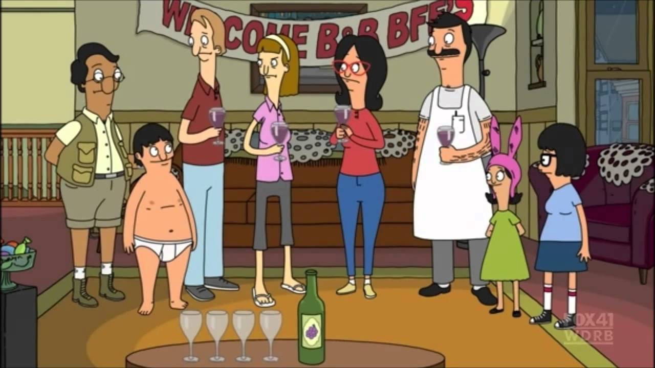 Bobs Burgers - Genes Nipples Are So Pointy - Youtube-3336