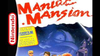 Maniac Mansion Music (NES) - Opening Theme [Introduction]