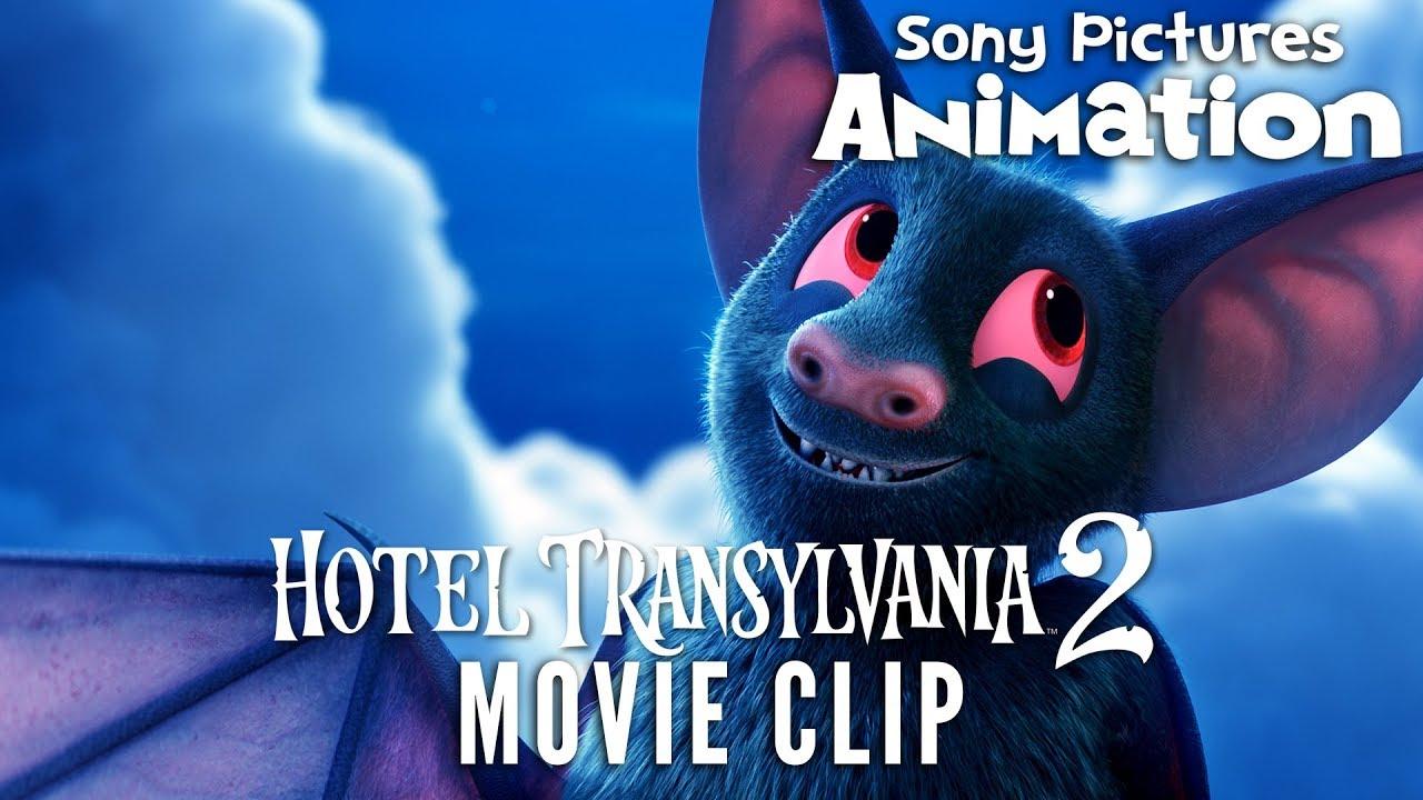 drac becomes a grandpa hotel transylvania 2 youtube