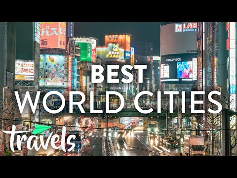 Top Cities in the World to Visit (2019) | MojoTravels