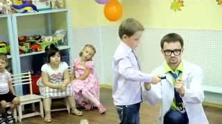 """Научное шоу """"Химические эксперименты"""" Омск"""