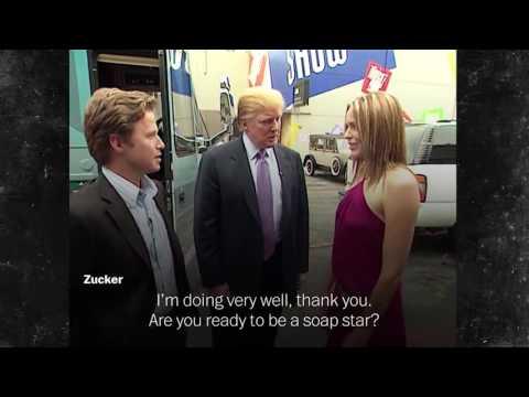 Donald Trump Remarks on Nancy O'Dell