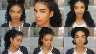 5 Quick & Easy Hairstyles 2016