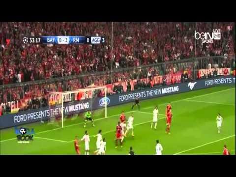 REAL MADRID VS BAYERN MUNCHEN 4 - 0 (2014)