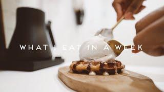 WHAT I EAT IN A WEEK VEGAN | Plant Based Breakfast Ideas #017