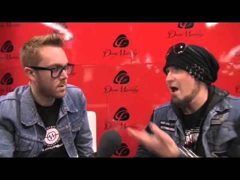 WNAMM13:  With Black Label Society Guitarist Nick Catanese VIDEO