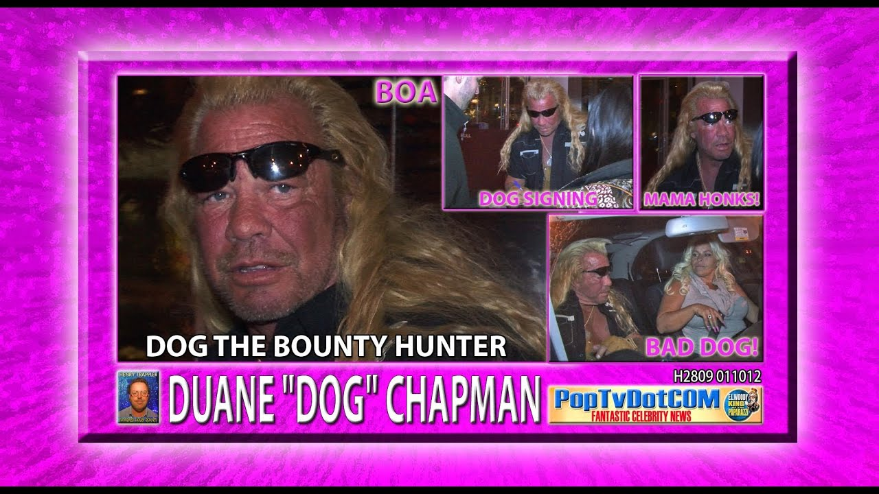 when duane dog chapman 39 s wife honks he better come now