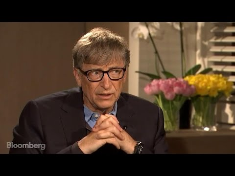 Bill Gates Says Trump Is 'Pragmatic on a Lot of Things'