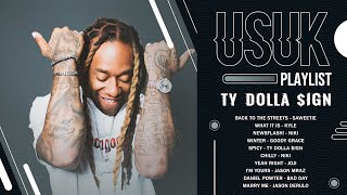 US - UK Playlist - Những bài hát R&B và HipHop Tiếng Anh mới #9