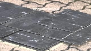 Сланцевая черепица - укладка, монтаж сланцевой плитки