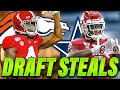Gambar cover 10 Biggest STEALS of the 2020 NFL Draft