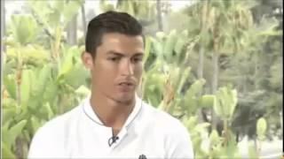 Ronaldo azeri jurnalistle dialog (super prikol)