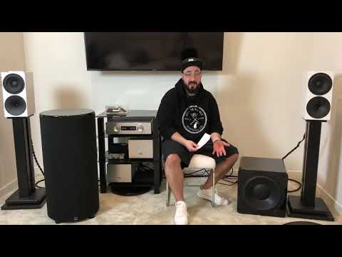 SVS SB3000 sealed subwoofer review and thoughts compared to the ported PC2000.