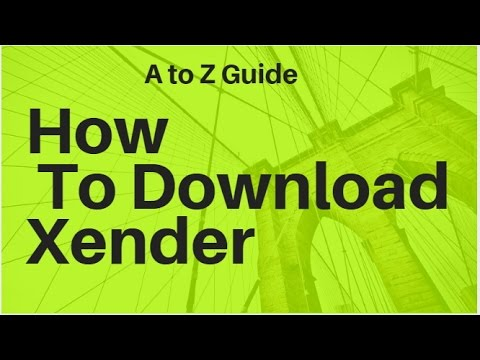 How To Download Xender A To Z Guide