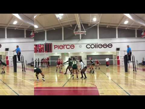 Hannah Miller #8 OH/DS Grossmont College At Pierce College Tourney