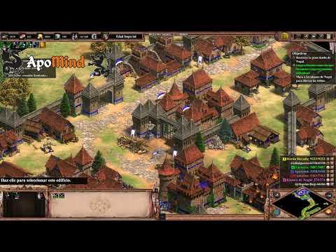 3. El zar de los búlgaros [DIFÍCIL] Ivailo - Age of Empires II: Definitive Edition [AoE2DE]
