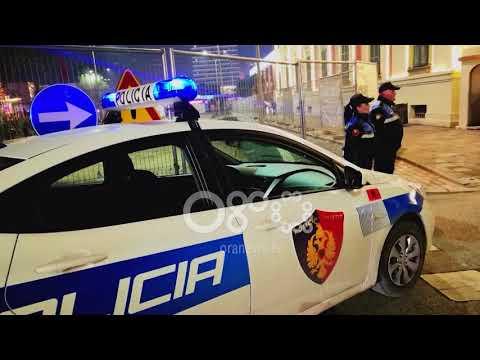 Ora News - Viti i ri, 17 të plagosur nga fishekzjarrët. Kontrolle nga njësia antiterror
