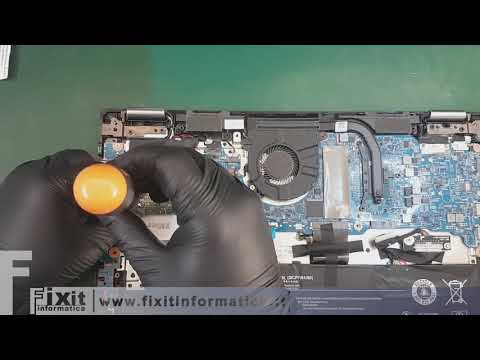 Acer Spin 3 SP314-51 non vede hard disk. Sostituzione smontaggio.No Bootable Device, SSD replacement