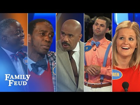 Family Feud's FUNNIEST