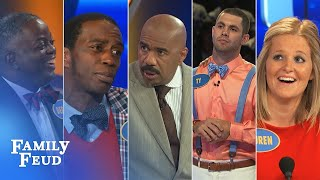 Family Feud's FUNNIEST Steve Harvey Moments!!! | Part 3