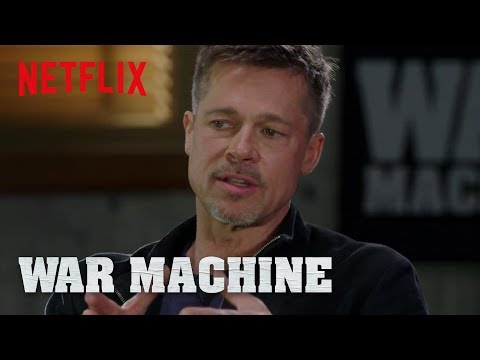 War Machine | Inside War Machine | Netflix