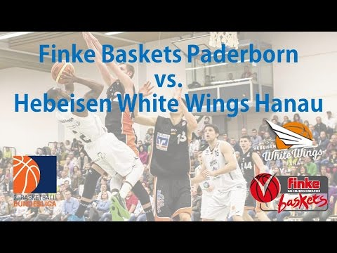 finke baskets paderborn hebeisen white wings hanau youtube. Black Bedroom Furniture Sets. Home Design Ideas