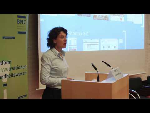 "Prof. Dr. Andréa Belliger ""Was bringt Digital Health für Patienten?"", BMC-Fachtagung"