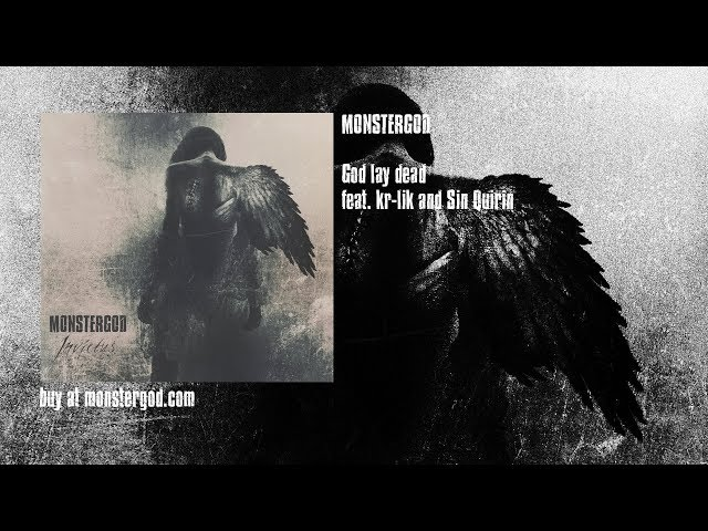 Monstergod - God Lay Dead - Official Audio/Lyrics