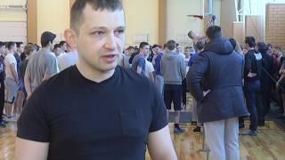 2017-02-24 г. Брест. Акция «Призывник». Новости на Буг-ТВ.