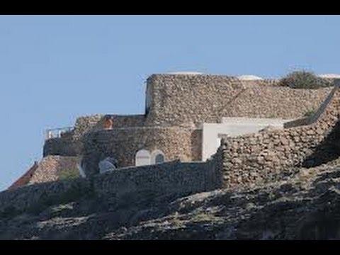 Villa Claudio Baglioni Lampedusa