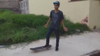 Formas De Subir e Descer do Skate.